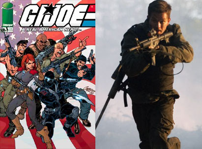 Sugar Shout Out: Marky Mark as GI Joe!