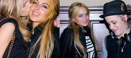 Lindsay Lohan Still Plans to Party All The Time