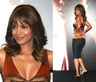 Is Halle Revealing Too Much?