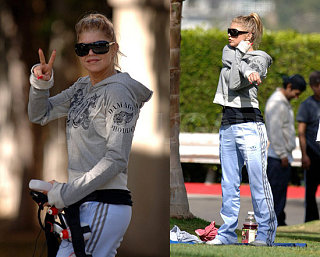 Rest Assured - Fergie's Still Working On Her Fitness