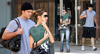 Tom & Gisele are Maintaining The 1:1 Purse Ratio