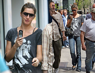 Is Gisele Ditching VS for H&M?