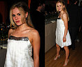 Anna Paquin&#039;s Fly Away Blonde