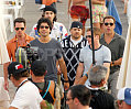 Entourage Boys Livin&#039; It Up at Cannes