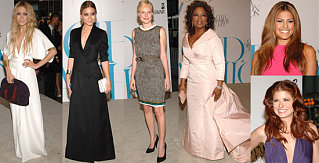 Hollywood Ladies Look Fabulous for CFDA Awards!