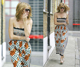Sienna Miller's Summer Look