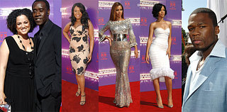 Most Go Glam, Beyonce Goes Reflective for BET Awards