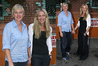 Ellen & Portia: Double The Laughs & Double The Blonde