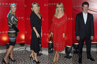 Garrard Jewels Hits Rodeo Drive