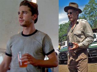 Harrison & Shia: Handsome Indiana Men