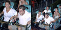 Leo & Bar Love Roller Coasters, Wheeeeee!!