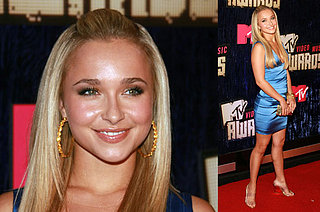 MTV Video Music Awards: Hayden Panettiere