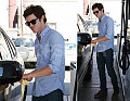 Adam Brody Doesn't Monkey Around