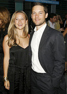 Tobey Maguire Got Married!!!