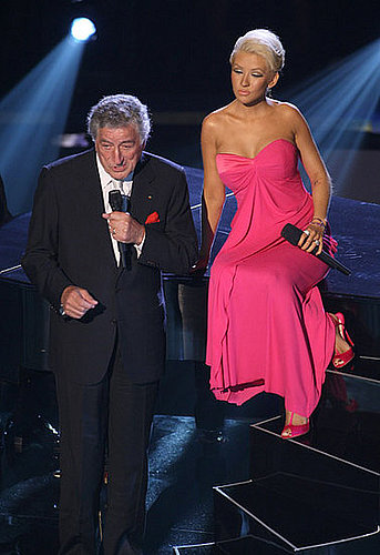 Christina & Tony Bennett's Emmy Performance - Love It Or Leave It?