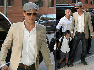 The First Rule Of The Jolie-Pitt Family