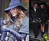 J Lo & Marc Hit London, Deny Baby Rumors