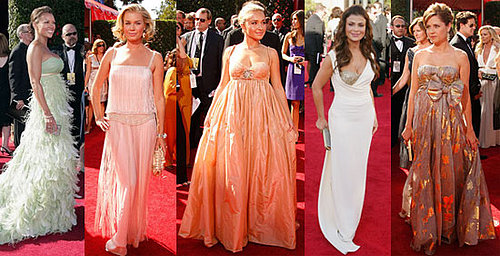 Worst Dressed At The 2007 Primetime Emmys