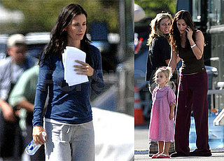 Courteney & Coco's Lunch Break