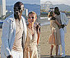 Heidi and Seal&#039;s Romantic (Taped) Beach Afternoon