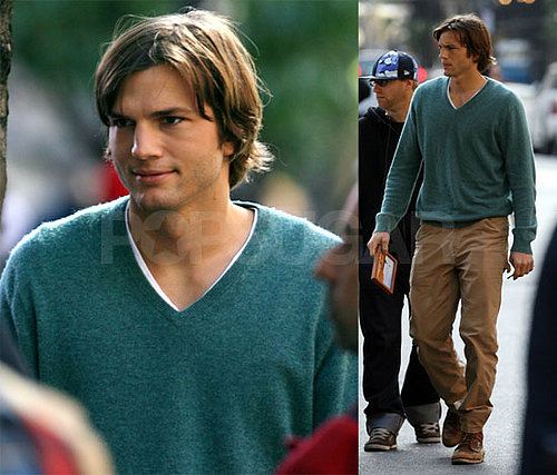 Ashton Kutcher the Chameleon