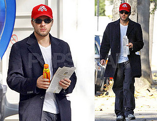Ryan Phillippe Enjoys His Morning Routine in London