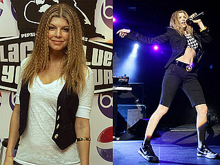 Fergie Ferg Takes Her Crimper Down Under