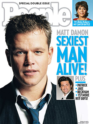 Sugardaddy: Matt Damon