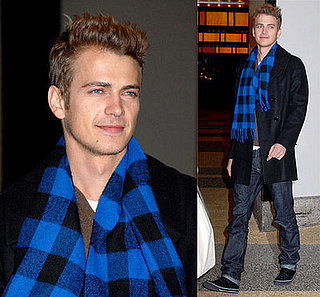 Hayden Christensen Leaving TRL