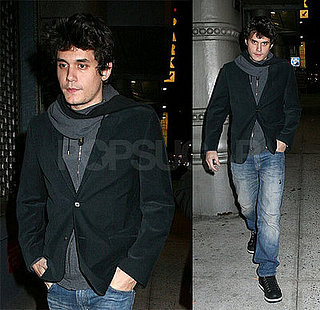 John Mayer Leaving Butter in NYC