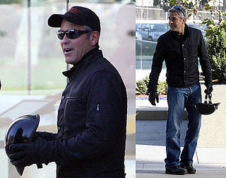 George Clooney Yells At Paparazzi For Dangerous Driving