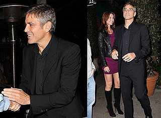 Clooney Keeps On Pampering Sarah