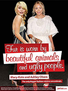 Is PETA Picking on the Olsens Too Much?