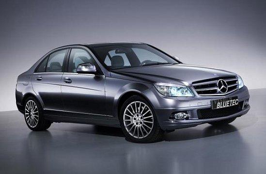 Mercedes-Benz-Vision-C220-BlueTec-Concept- Yahoo! Autos
