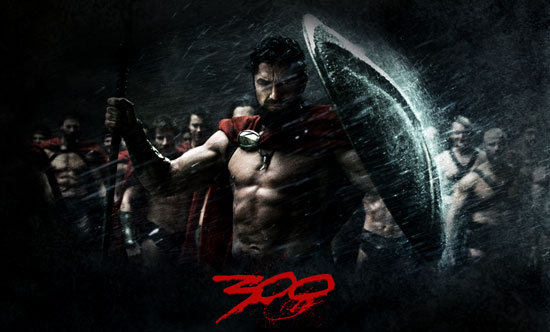 300 - Rep Spartan Workout