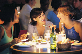 Trying to Lose Weight?  Tips for Eating Out