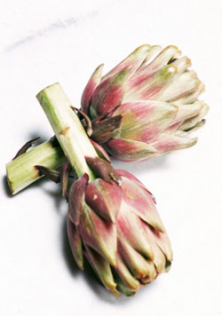 Artichokes: Artfully Yours and In Season Now