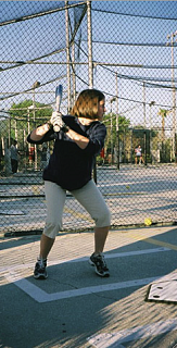 Get Physical:  Batter Up!!!