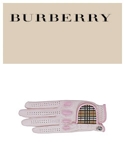 Major Splurge Alert: Burberry Golf Gear