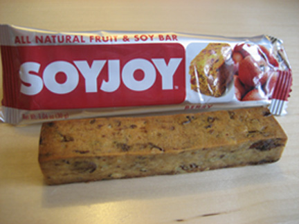 My SOYJOY Bars Arrived!!!