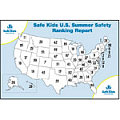 Which State is the Safest State to Raise a Child?