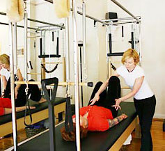 Got Back Pain?  Try Pilates
