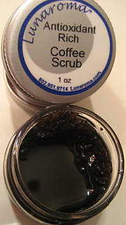 Wake Up in the Morning With Coffee Body Scrub