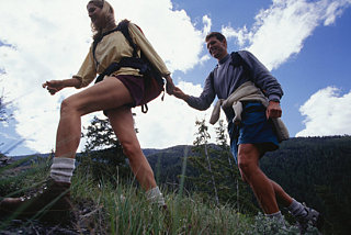 Get Physical:  Hike With Your Honey