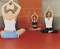 Bachelorette Party Idea:  Private Yoga Class