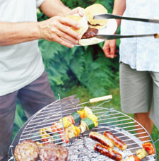 Healthy BBQ: Grilling Meat at High Temps
