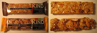Kind Fruit + Nut Bars