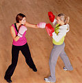 Burn a Few More Calories: Take a Self Defense Class