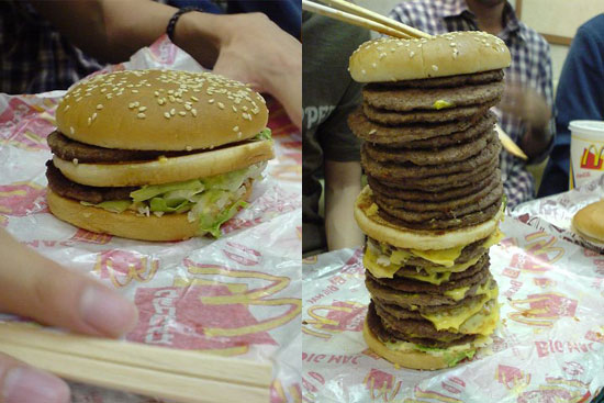 Fun With Fast Food!