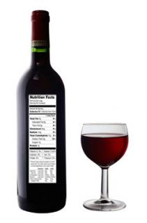 Nutrition Labels on Booze: Cool or Not?